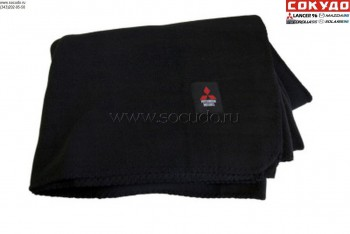 Флисовый плед Mitsubishi Fleece blanket - Lancer96.ru