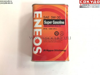 Eneos Super Gasoline SemiSynthetic 5W30 1L - Lancer96.ru