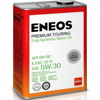 Eneos Premium Touring Synthetic 5W30 4L + 1L - Lancer96.ru