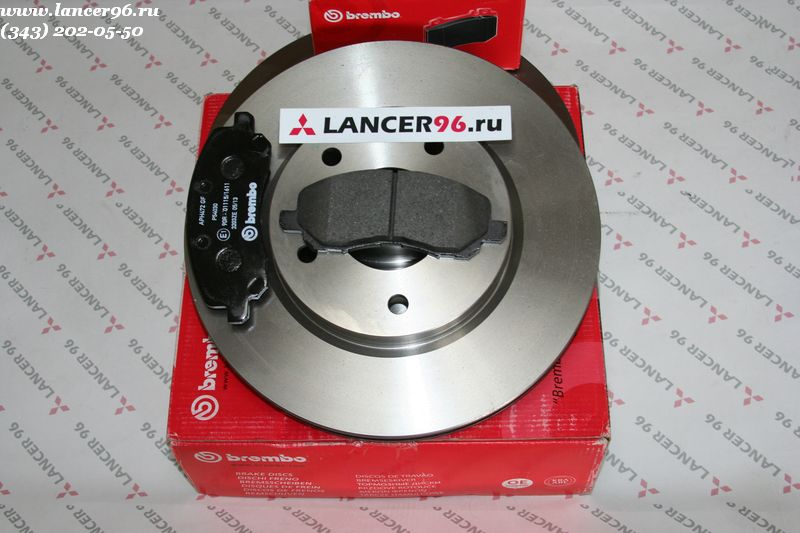 Mitsubishi Lancer IX,
